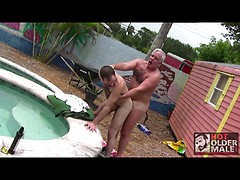 Two hot dudes fuck and fuck the day away